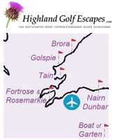 Highland Golf Escapes